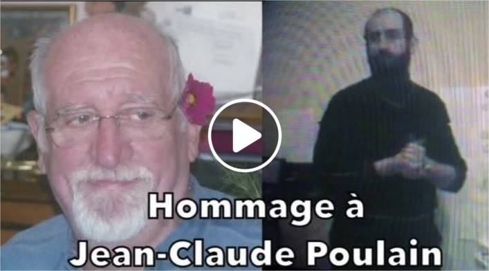 Photo of Hommage : Jean-Claude Poulain