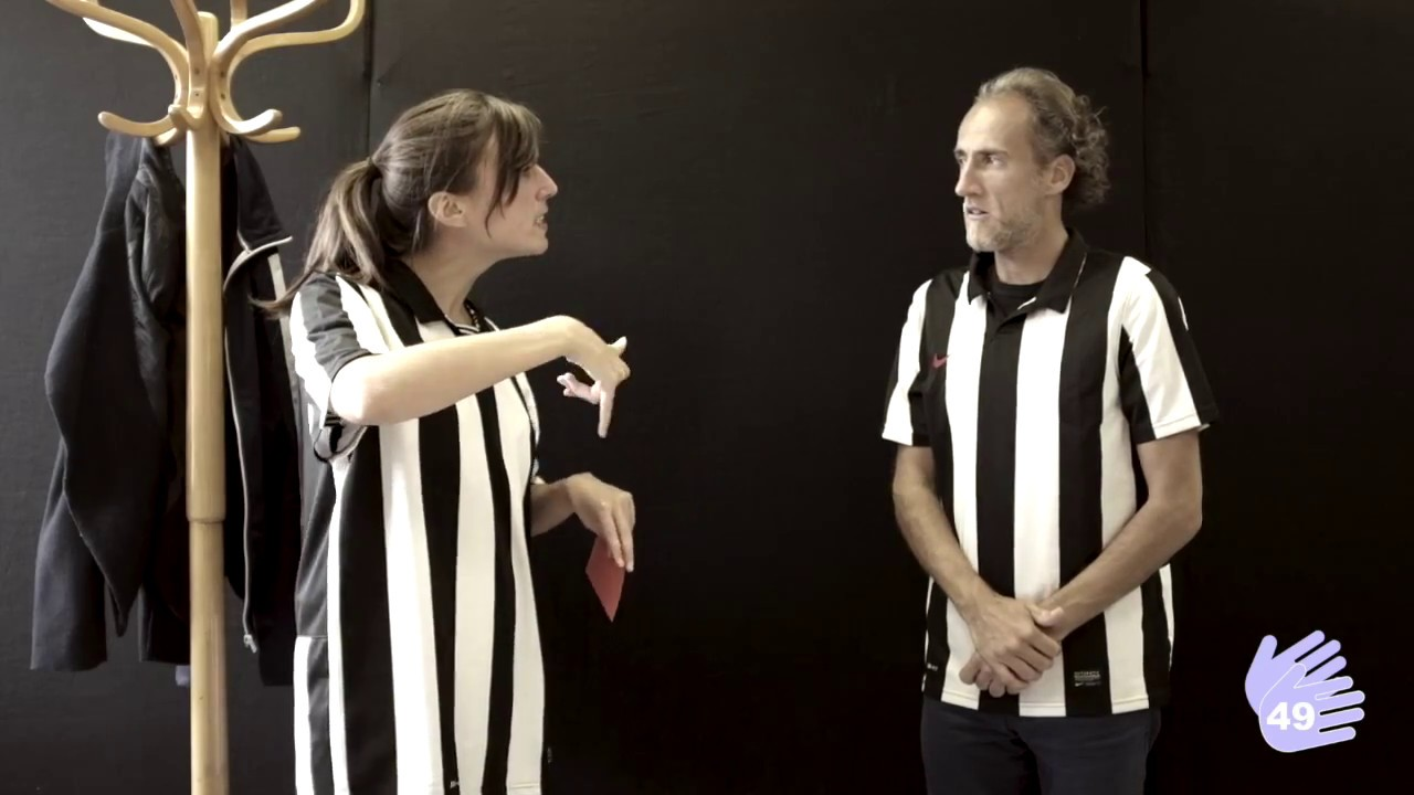 Photo of 7 Octobre : Match impro à Angers