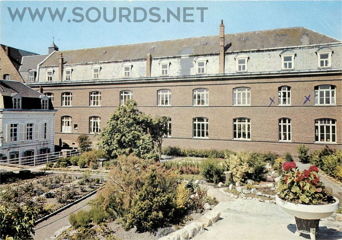 Photo of Institution des sourds-muets à Arras