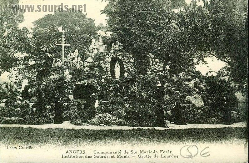 Photo of Institution des sourds-muets à Angers