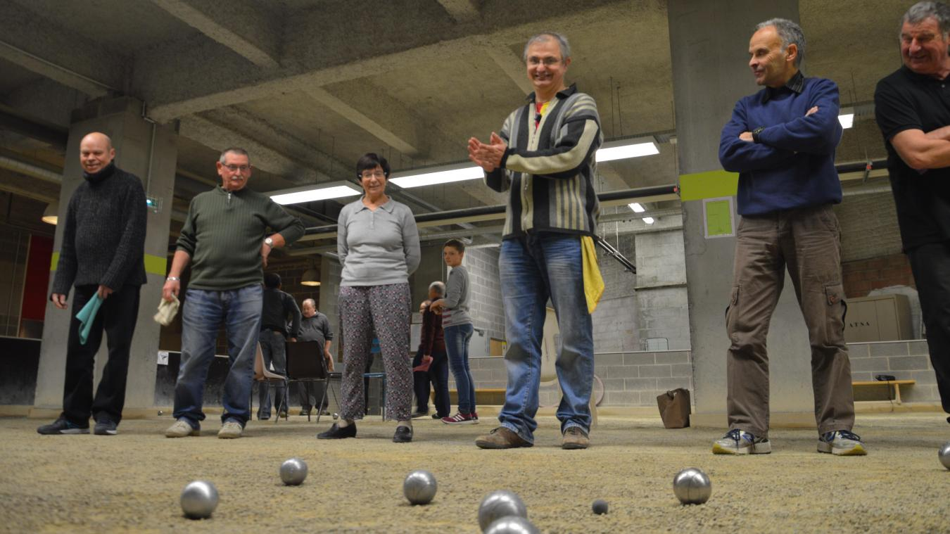 Photo of À la pétanque, pas de barrière entre sourds et entendants