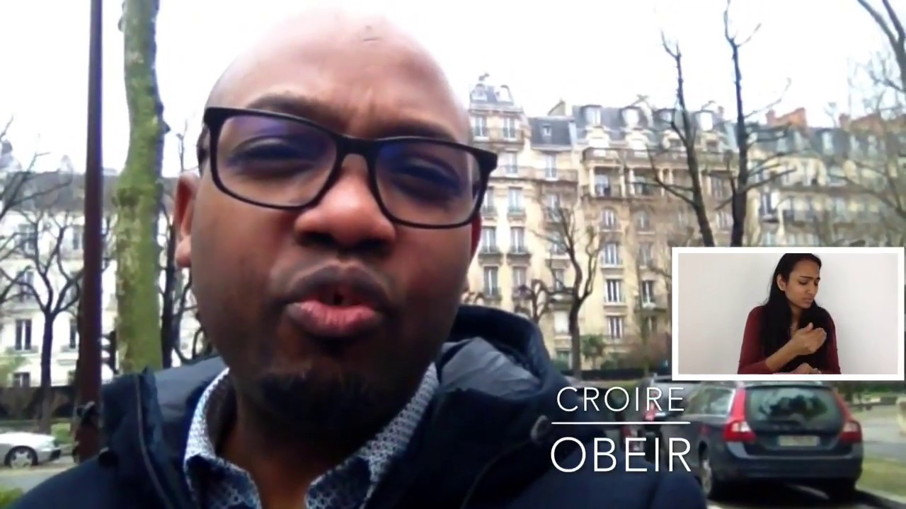 Photo of CROIRE OBÉIR