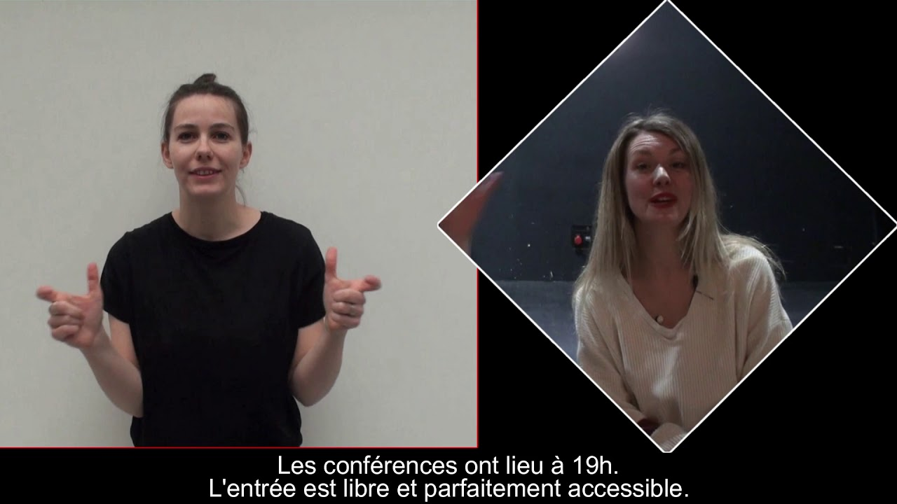 Photo of 8 Mars : Conférences de … à Paris