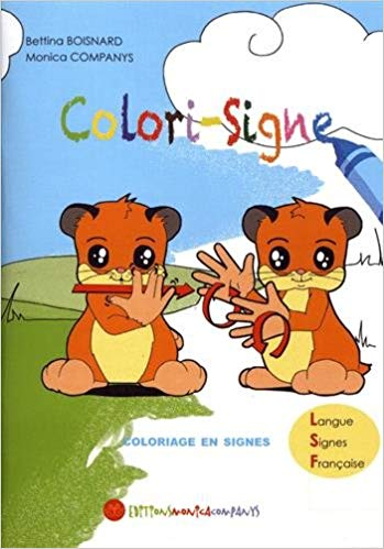 Photo of Colori-Signe : Coloriage en signes