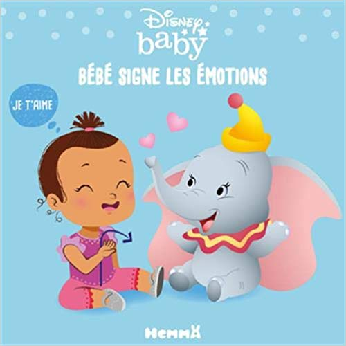 Photo of Disney Baby – Langue des signes – Bébé signe les émotions