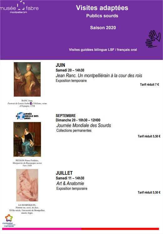 Photo of 11 Juillet : Art & Anatomie à Montpellier