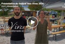 Photo of 18 au 25 Juillet : Festival Voix Vives à Sète
